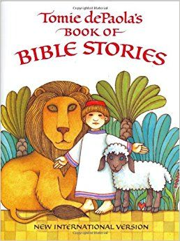 Tomie dePaola's Book of Bible Stories: Tomie dePaola