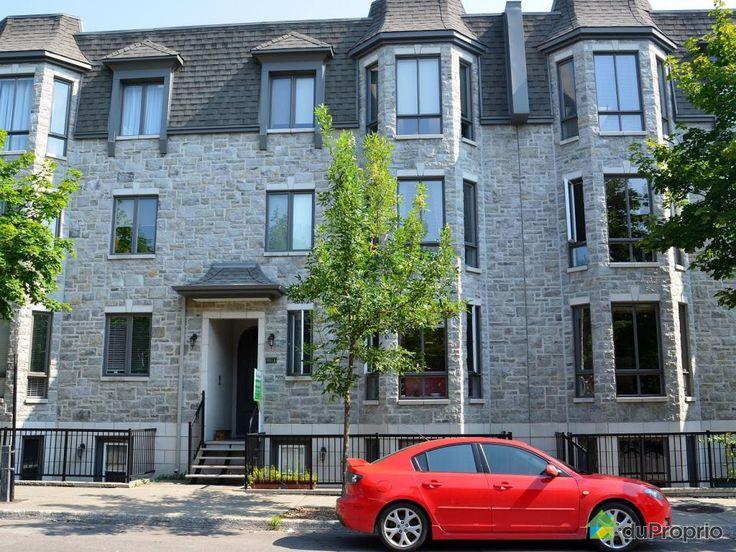 Condo à vendre Montréal, 3-1861, rue Davidson, immobilier Québec | DuProprio | 499384