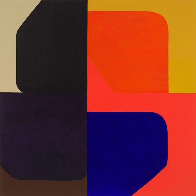 © Stephen Ormandy ~ Stephen Ormandy Polychromatism at Tim Olsen Gallery Sydney Australia ~ 7 November - 25 November