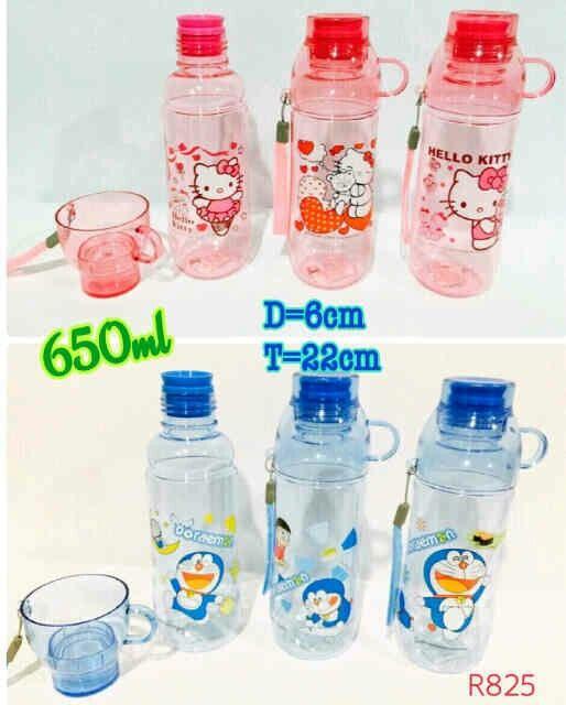 #cucigudang botol tutup gelas karakter @ 35.000