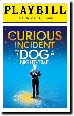The Curious Incident of the Dog in the Night-Time - December 2014
