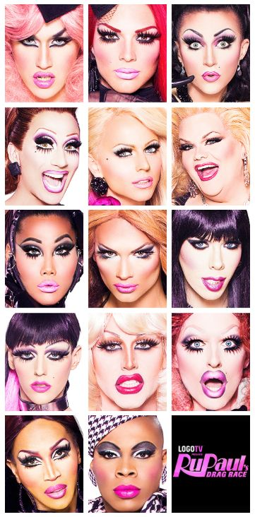 Drag Race Season 6 Start your engines !!!