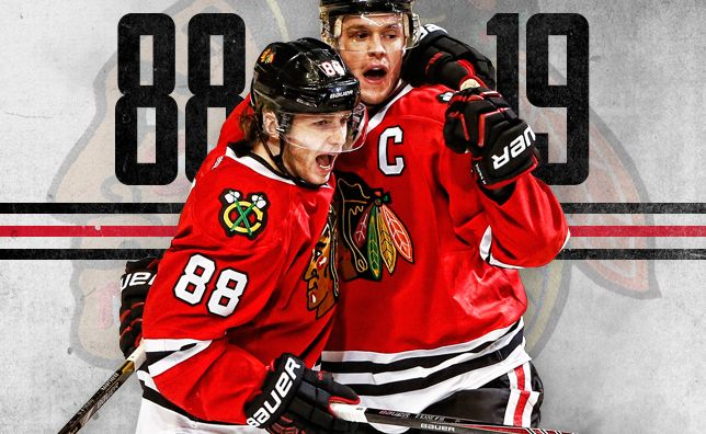 8 MORE YEARS! Jonathan Toews and Patrick Kane have signed eight-year extensions!
