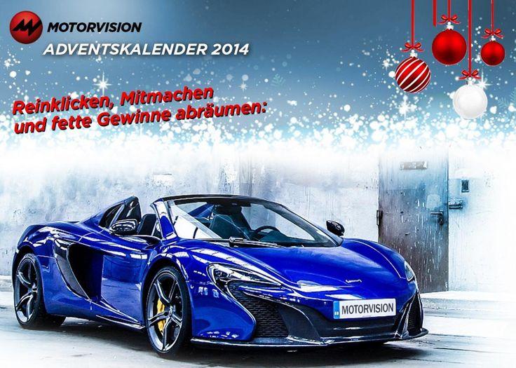 Adventskalender 2014 - Online Adventskalender Gewinnspiel