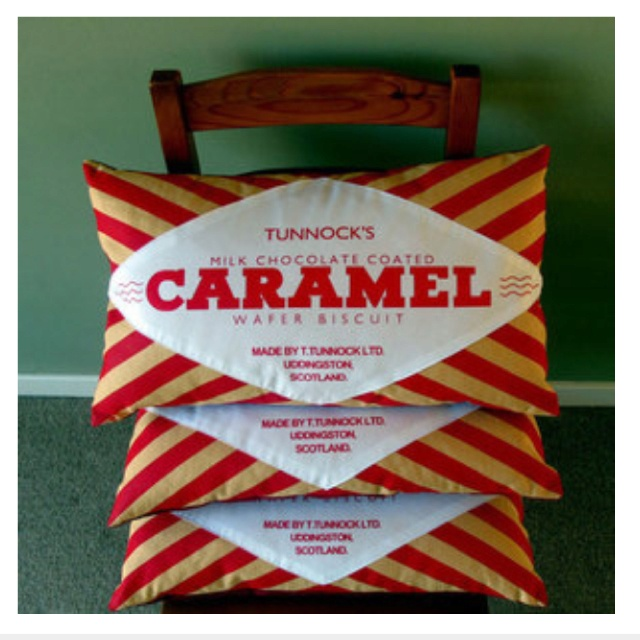 Cool biscuit cushions http://www.nikkimcwilliams.bigcartel.com/
