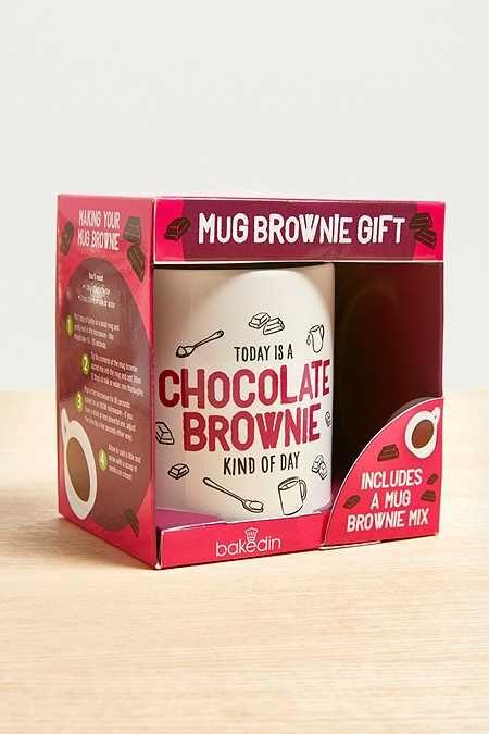Mug Brownie Gift Set