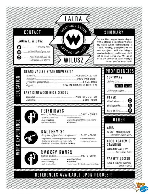 46 best cv images on pinterest