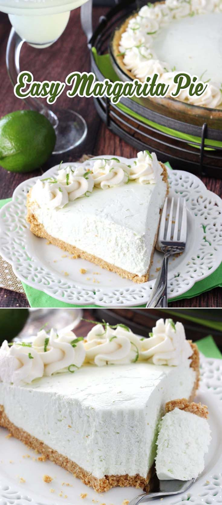 Easy Margarita Pie