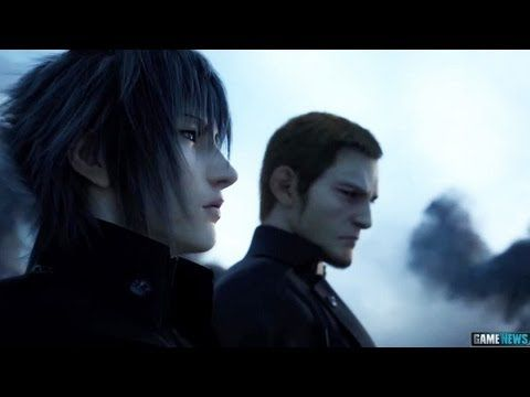 FINAL FANTASY 15 Trailer (TGS 2013) - YouTube