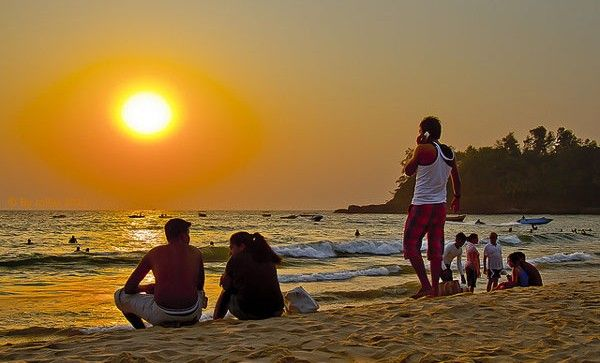 Goa dating places