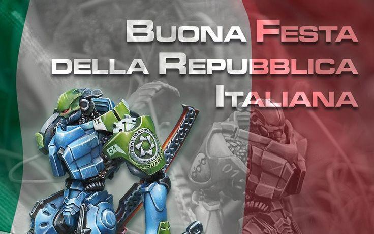Italian Republic Day Giveaway From Corvus Belli  http://www.tabletopgamingnews.com/italian-republic-day-giveaway-from-corvus-belli/