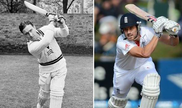 Nick Compton has followed in the footsteps of his grandfather Denis