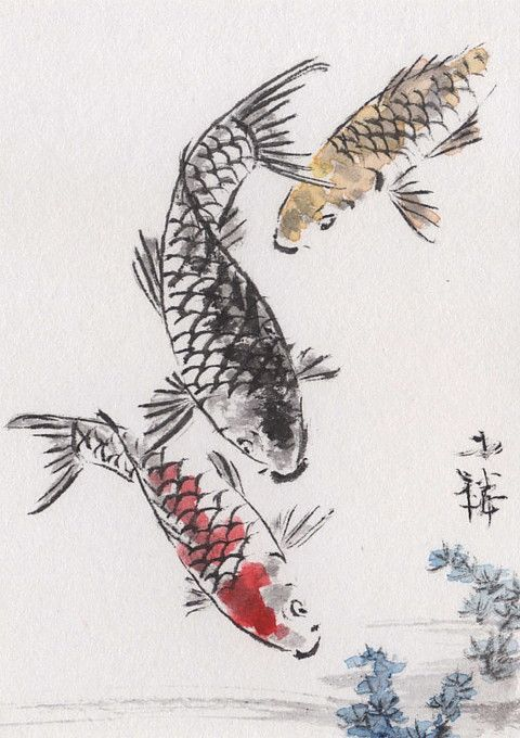 12 best images about chinese water color on pinterest