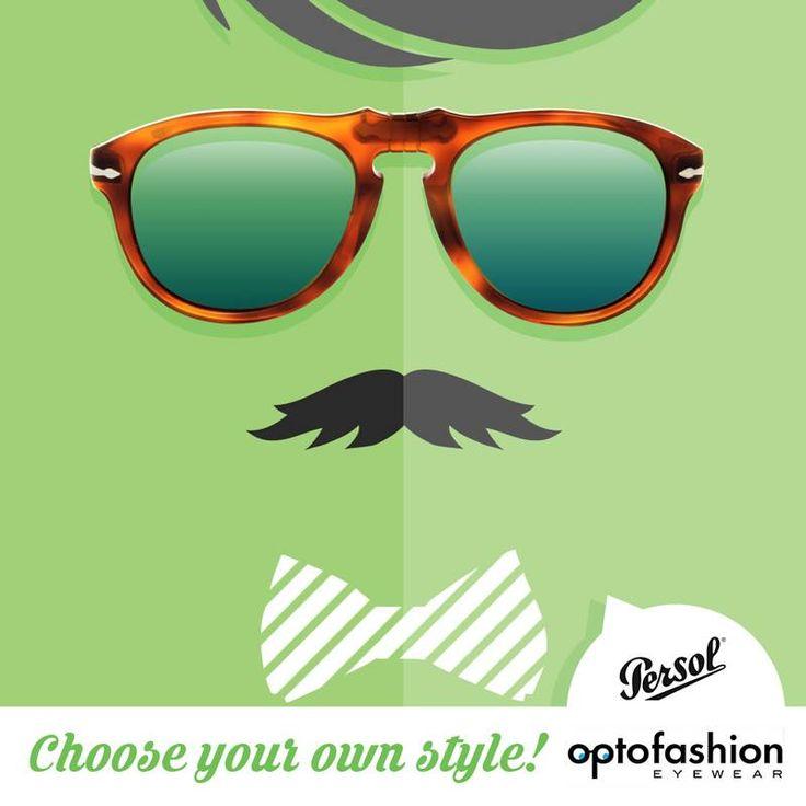Το στυλ και η λειτουργικότητα χαρακτηρίζουν τα γυαλιά ηλίου του ιταλικού οίκου Persol. Η συλλογή γυαλιών ηλίου Persol διαθέτει χειροποίητα γυαλιά από υλικά υψηλής ποιότητας και υψηλής τεχνολογίας φακούς.