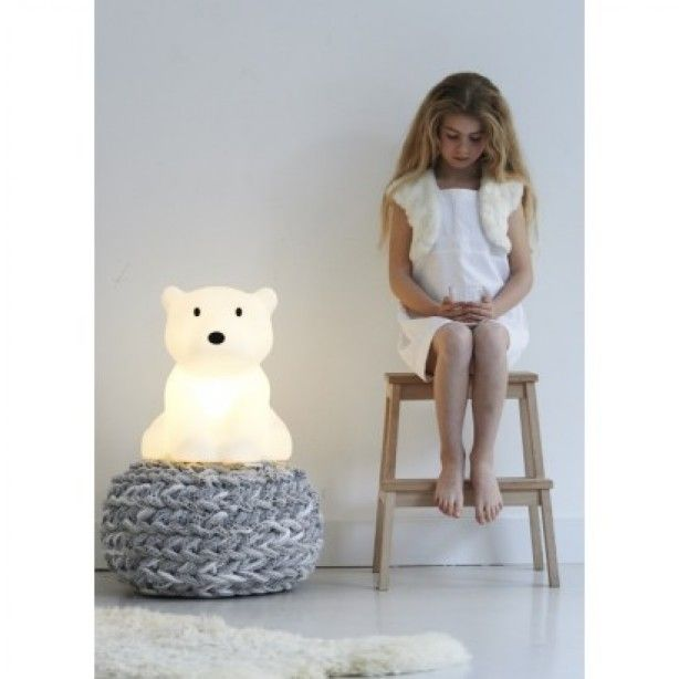 Nanuk IJsbeer lamp By VM-Design