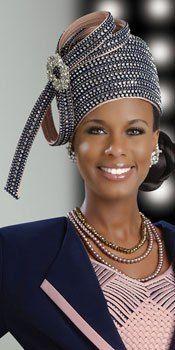 Church Hats for Black Women | Black Women Church Hats | WOMEN CHURCH SUITS STORE