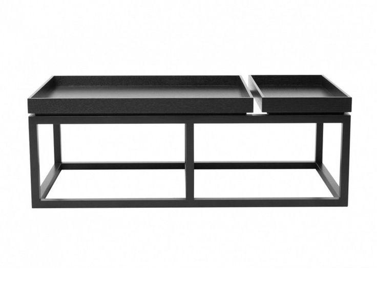 TRAY Tavolino by NORR11 design Knut Bendik Humlevik, Rune Krøjgaard