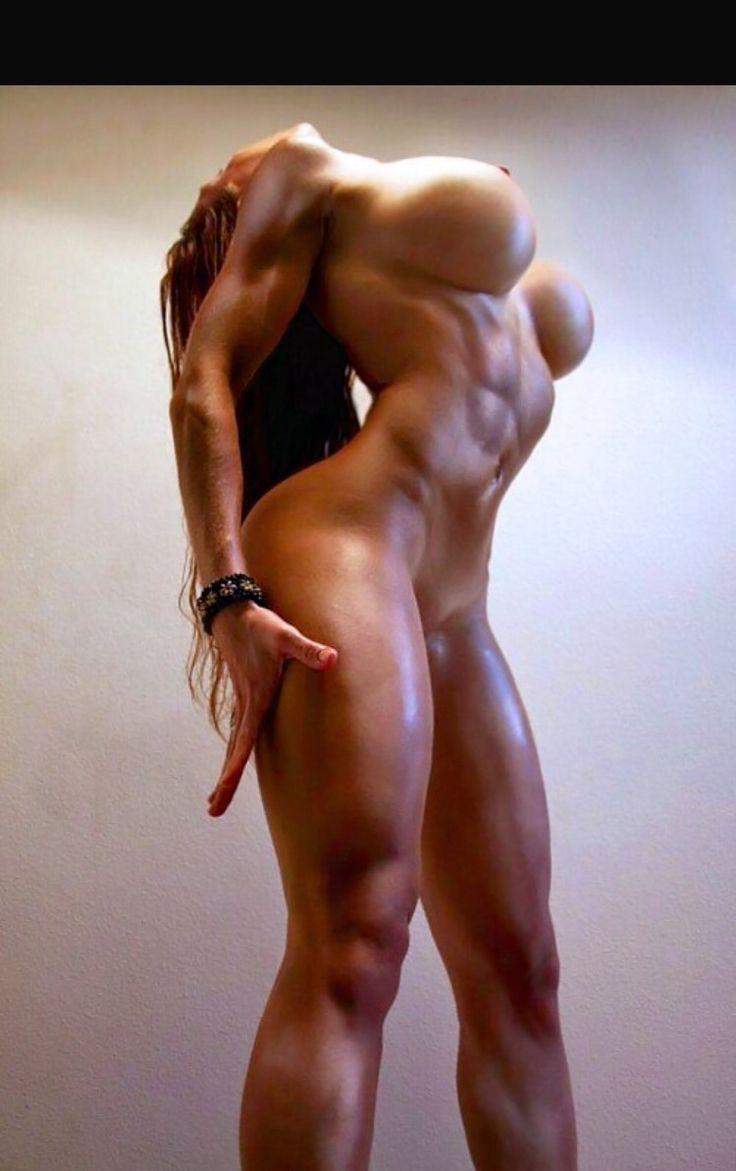 porn women muscle legs