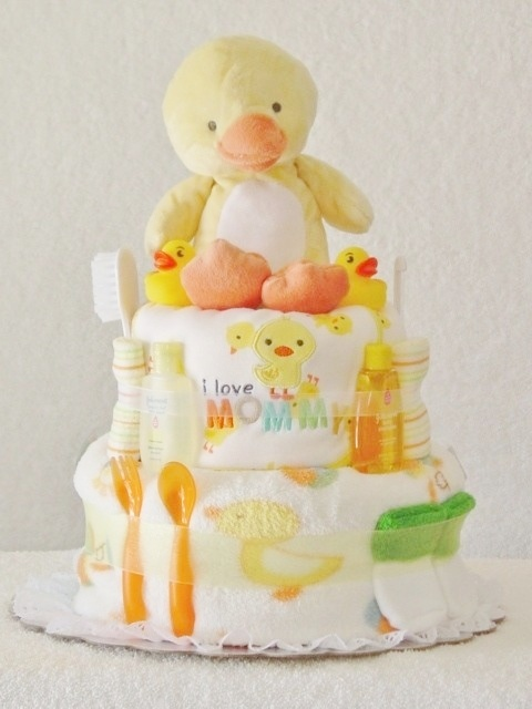 Baby Shower Gift Ideas Diaper Cakes