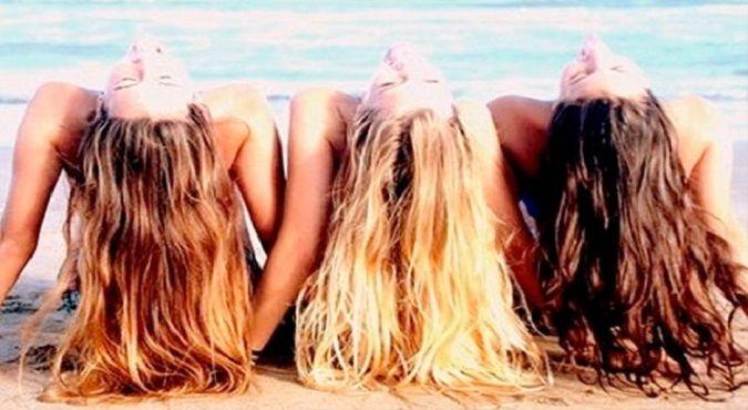 5 formas caseiras e econômicas de clarear os cabelos - sem nenhuma substância tóxica! | Cura pela Natureza