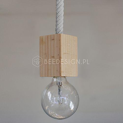 SingleRope modrzew | BeeDesign