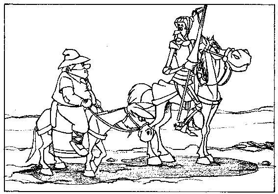 """Actividades y recursos para celebrar el IV centenario de la publicación de """"EL Quijote"""""""