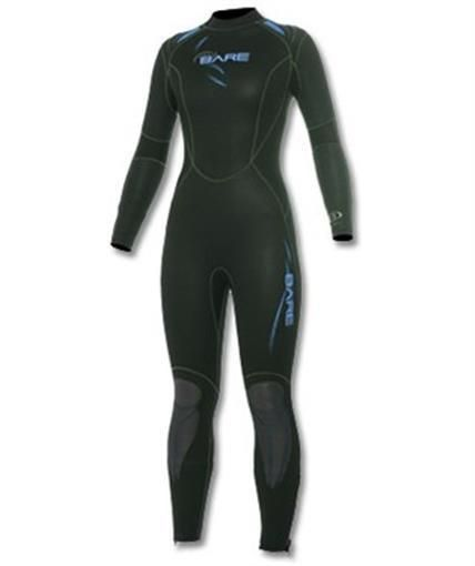 Women 47356: New 7Mm Bare Womens Sport Full Scuba Diving Wetsuit Size 18 Blue Black -> BUY IT NOW ONLY: $169.98 on eBay!