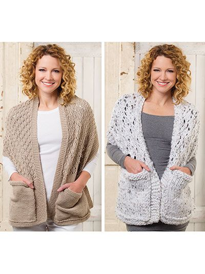 Reader's Wrap Knit Pattern download designed by Lena Skvagerson for Annie's. Order here: https://www.anniescatalog.com/detail.html?prod_id=122473