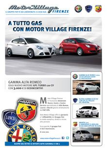 Tabloid realizzato da Edimedia per Motor Village Firenze --->> http://www.edimedia-fi.it/progetti/motorvillage-firenze-campagna-pubblicitaria-e-co-marketing-con-klab