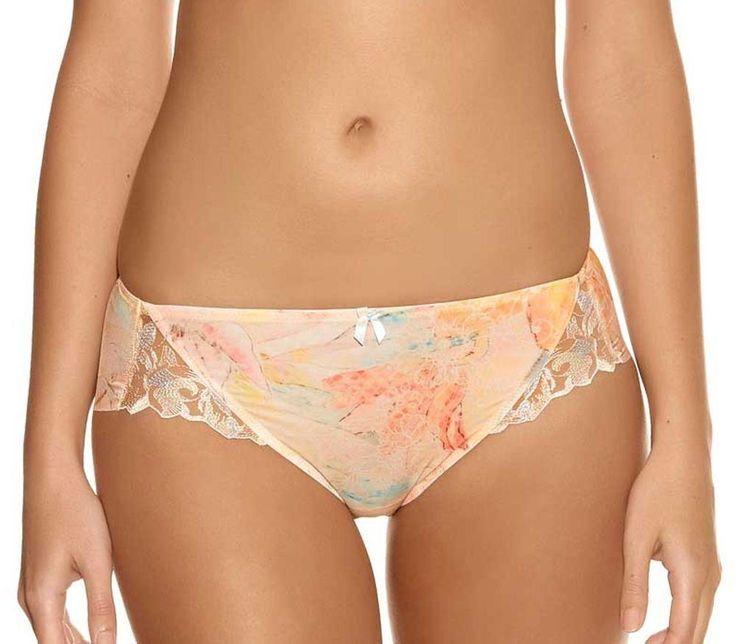 NEW / FANTASIE flower briefs panties / eu M