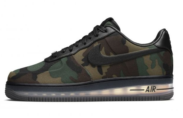 """Nike Air Force 1 Low Max Air VT """"Camouflage"""""""