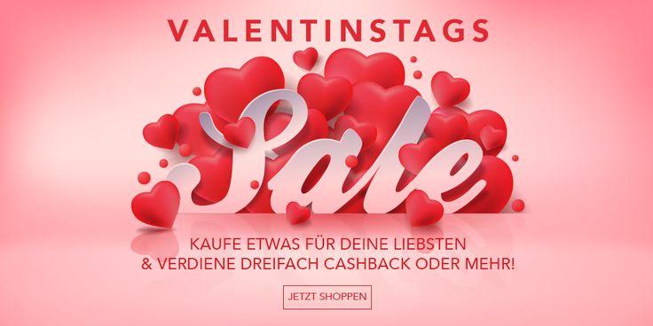 3fach #Cashback lässt die Herzen höher schlagen beim #Swagbucks #Valentinstag