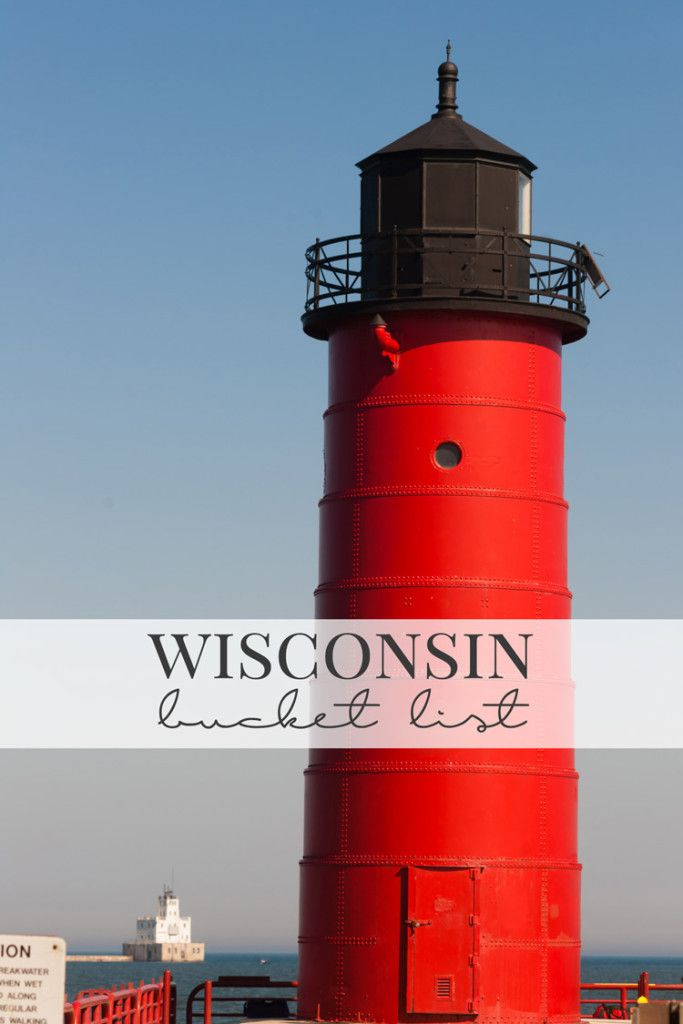 Not sure what to do or where to visit in Wisconsin? Check out these 20 places to visit in this Wisconsin Bucket List.