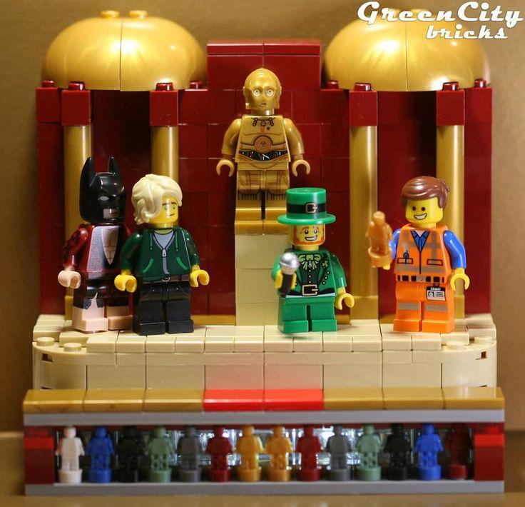 Geen City Bricks AWARDS. The LEGO Movie The LEGO Batman Movie or The LEGO Ninjago Movie?   ЛЕГО Фильм Бэтмен ЛЕГО фильм или ЛЕГО Ниндзяго фильм?  #greencitybricks #oscar #awards #legomovie #legobatmanmovie #legoninjagomovie #lalaland #legobatman #lloydgarmadon #greenninja #emmet  #lego #лего #afol #moc #bricks#legobricks #legofan #legofun #legophoto#legophotography #legopics #legomania#legoart #legotoys #legostagram#instalego #instabricks #legoaddicted#legorussia #afol #moc