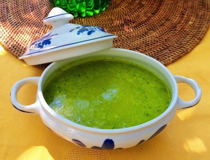 Salsa de limón y cilantro (especial para carnes y pescado s a la plancha)