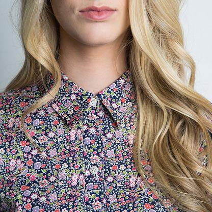 Granville Shirt by Sewaholic Patterns, View C