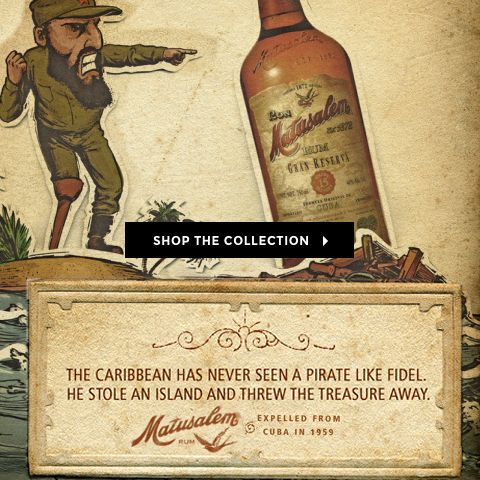 MATUSALEM RUM! This collection of some of the worlds best rum produced buy a hot favourite Matusalem! #rum #deals #newzealand