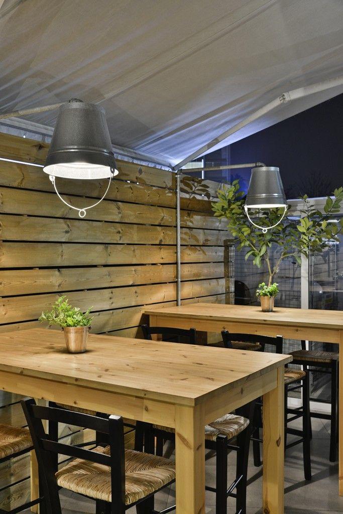 THE SHOP Souvlaki etc. | M.O.B Interior Design Studio