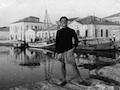 """A Visit with Patrick Leigh Fermor ~ Simply wonderful. Assuming, that is, you like gossipy stories involving Somerset Maugham, John Huston, Darryl Zanuck, Errol Flynn, Juliette Greco, Robert Byron, Bruce Chatwin, and the Sitwell family (""""I was rather thick with Sachie and Georgia at the time, and they were very kind to me""""). Interspersed with tales of wartime derring-do and the golden age of film. If none of that appeals, I really don't know what to advise."""