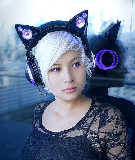 Cat Ears Pinterest