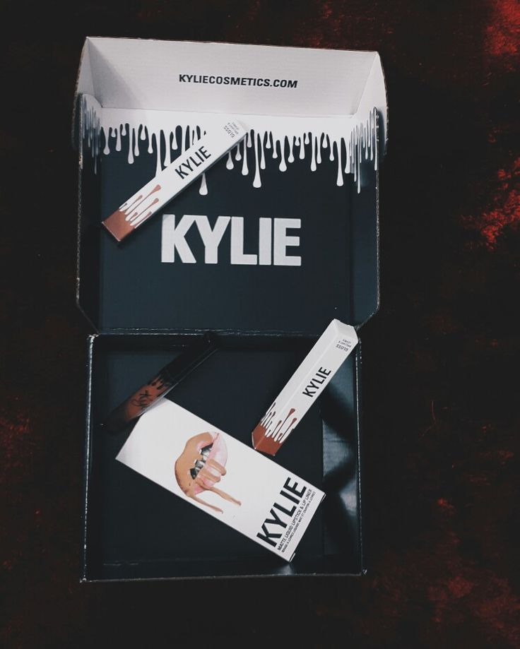 Super exciting for this one 💄💄more from KYLIE COSMETIC ❤❤❤