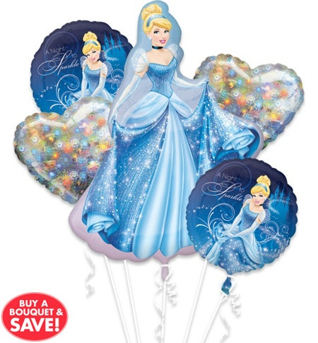 Cinderella Party Supplies & Birthday Decorations - Party City