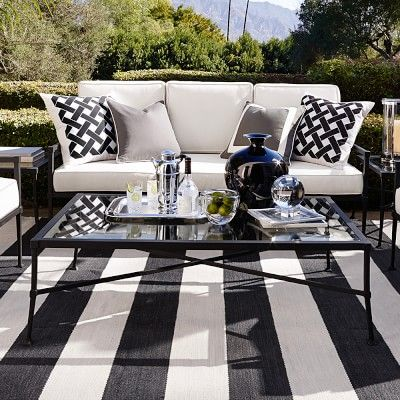 Bridgehampton Outdoor Sofa
