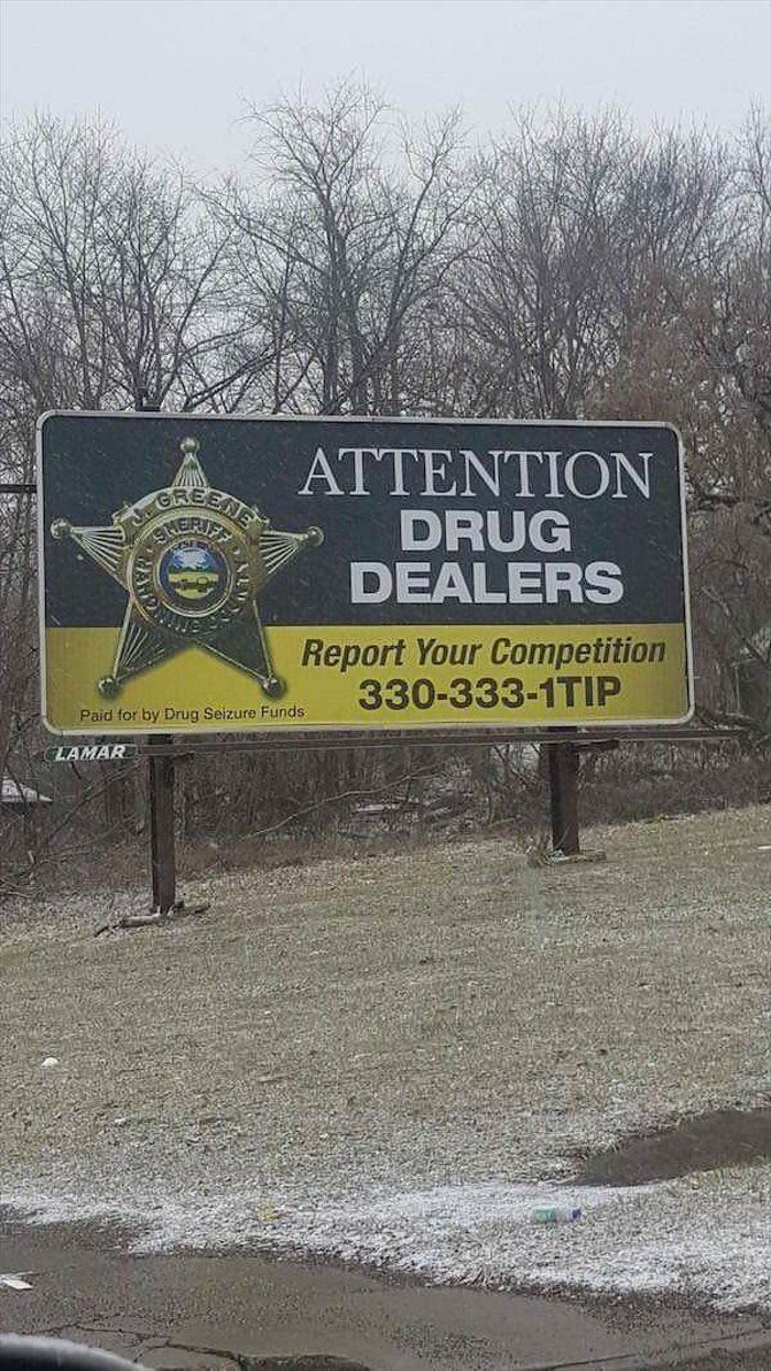 Attention Drug Dealers Pictures Http Bit Ly 2wttjv Really Funny