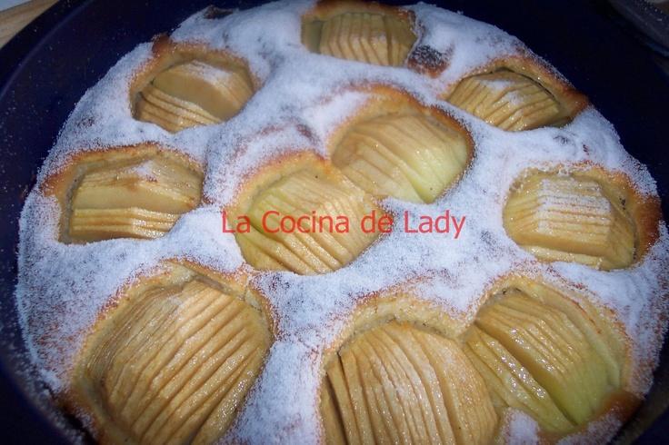 La Cocina de Lady: Bizcochos