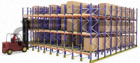 Elección del sistema de almacenaje paletizado | Cadena de Suministro