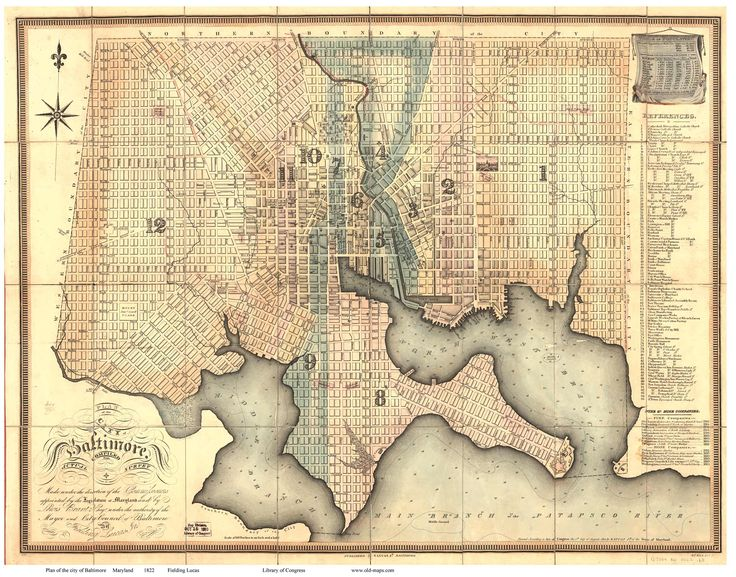 Best Baltimore Old Maps Images On Pinterest Baltimore Close - Map 1213 us 40 west cambridge city in