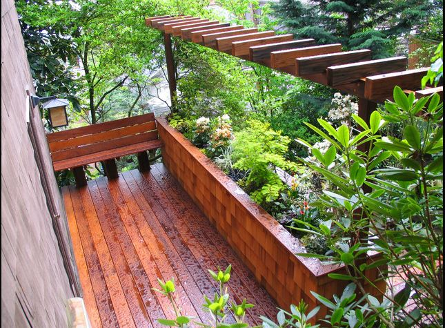 Deck Garden Ideas how to build a deck thatll last as long as your house Deck Garden Pictures Landscapeadvisor Beautiful Deck Garden Deck