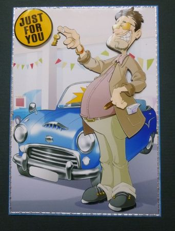 Car Dealer Dude 2 on Craftsuprint - View Now!