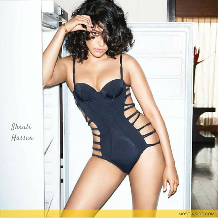#ShrutiHassan Shocking Photoshoot for #GQIndia Magazine